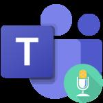 Как настроить микрофон в Microsoft Teams