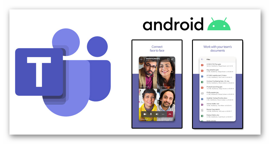 Картинка Microsoft Teams для Android