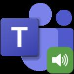 Настройка звука в Microsoft Teams